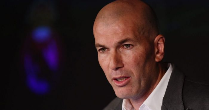 Zinedine Zidane identifies top transfer target after return to Real Madrid