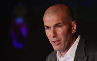 Zinedine Zidane identifies top transfer target after return to Real Madrid