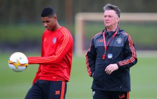 Manchester United trio pay tribute to Louis van Gaal after retirement