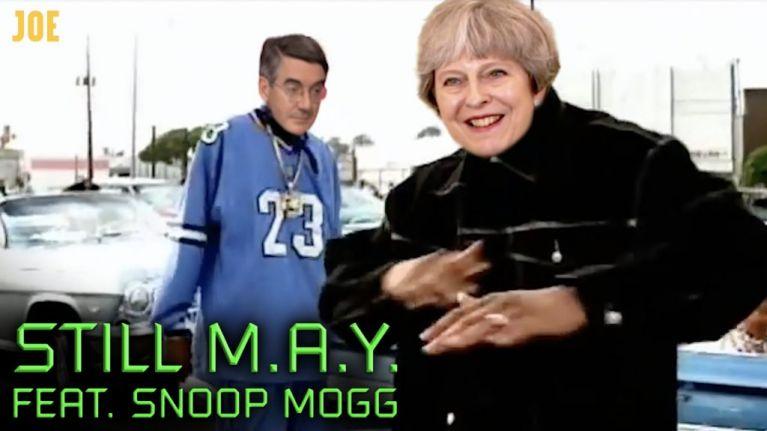 Still M.A.Y. featuring Snoop Mogg