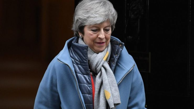 The DUP and ERG have killed May's deal and probably her premiership