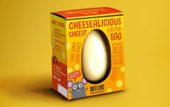 Sainsbury's are releasing a cheese Easter egg and it's a bargain