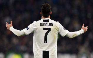 Cristiano Ronaldo predicted his hat-trick against Atletico Madrid
