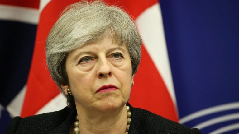 Parliament votes to extend the Article 50 process and delay Brexit