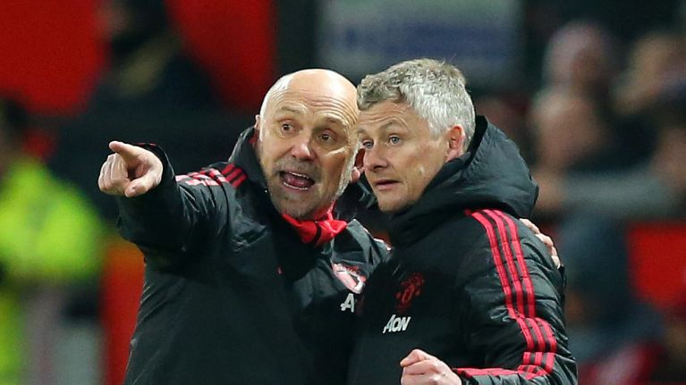 Mike Phelan has an Alex Ferguson-inspired nickname for Ole Gunnar Solskjaer