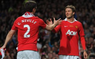 David Beckham to play for Manchester United legends in charity friendly