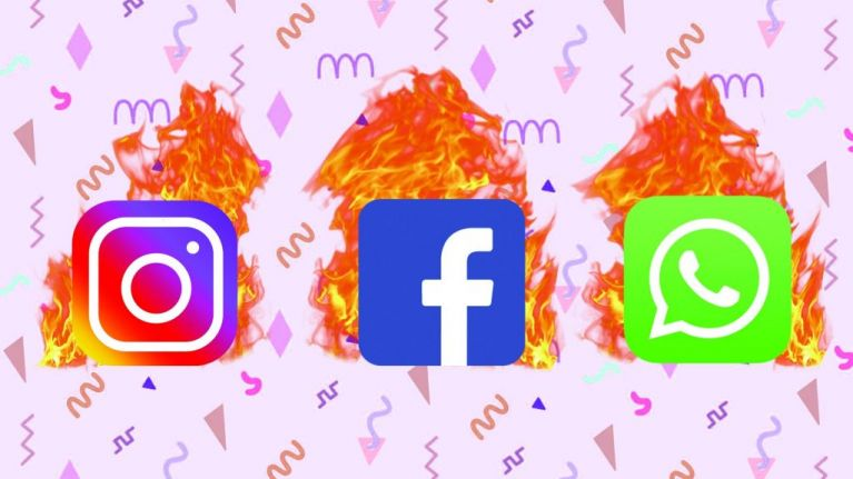 Important posts you missed while Facebook, Instagram and WhatsApp were down