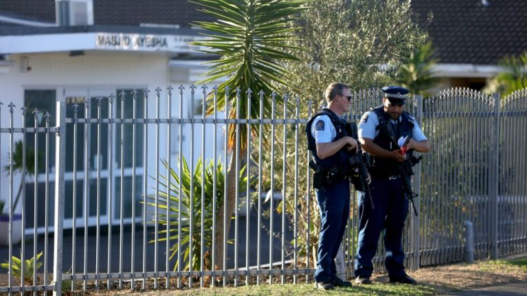 Shooting at mosques in Christchurch leaves 40 dead and 20 injured