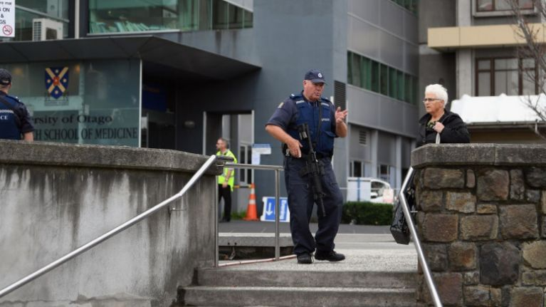 Australian media broadcast footage from Christchurch shootings despite police warnings
