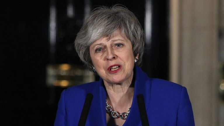 Theresa May and Jeremy Corbyn offer condolences after New Zealand shooting
