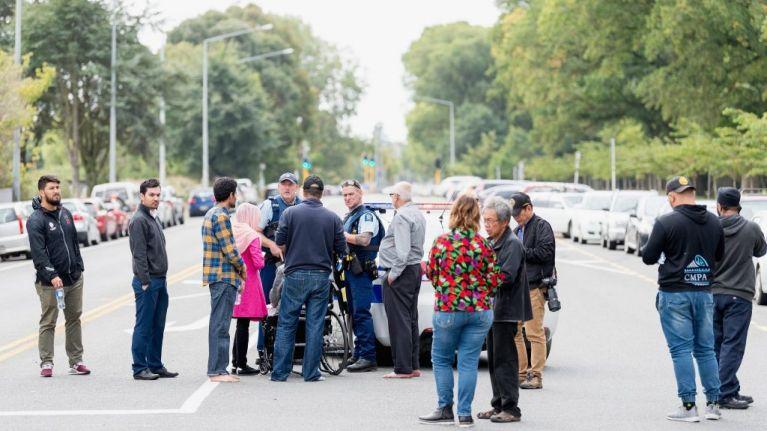 Eyewitness gives heartbreaking account of New Zealand shooting