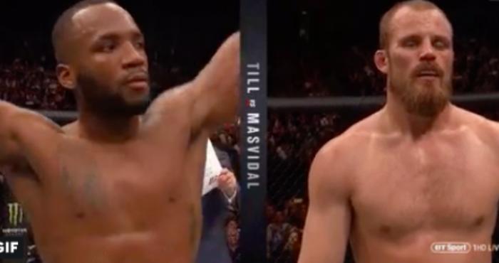 Leon Edwards defeats Gunnar Nelson by split decision at UFC London
