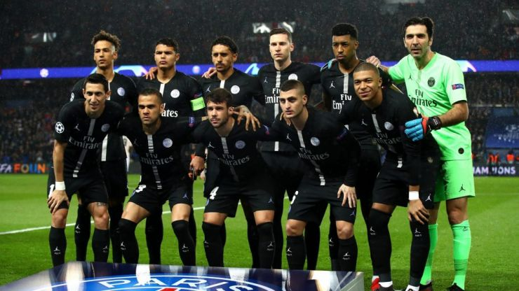 Paris Saint-Germain's Champions League defeat could spell the end for several first team players