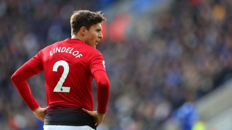 Man Utd's Victor Lindelof rejects Sweden call-up