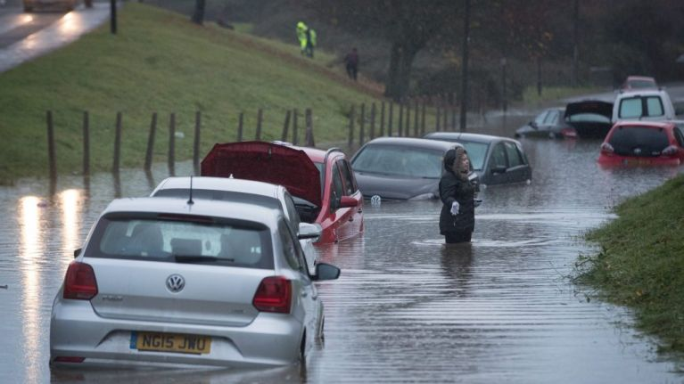 Flood warnings issued across UK following persistent rainfall