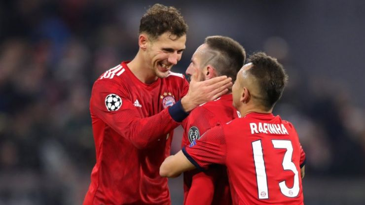Why UEFA have charged Bayern Munich over Leon Goretzka's shirt
