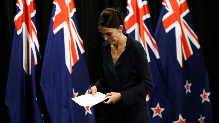 It's only taken New Zealand 10 days to tighten its gun control laws after Christchurch terror attack