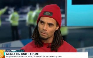 Akala praised after knife crime debate with Piers Morgan on Good Morning Britain