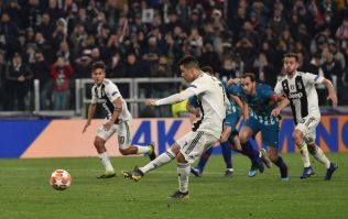 Cristiano Ronaldo charged by UEFA for crotch grabbing celebration