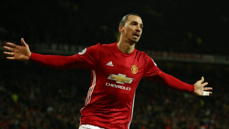 Zlatan hits out at Class of 92 for 'complaining all the time' about Manchester United