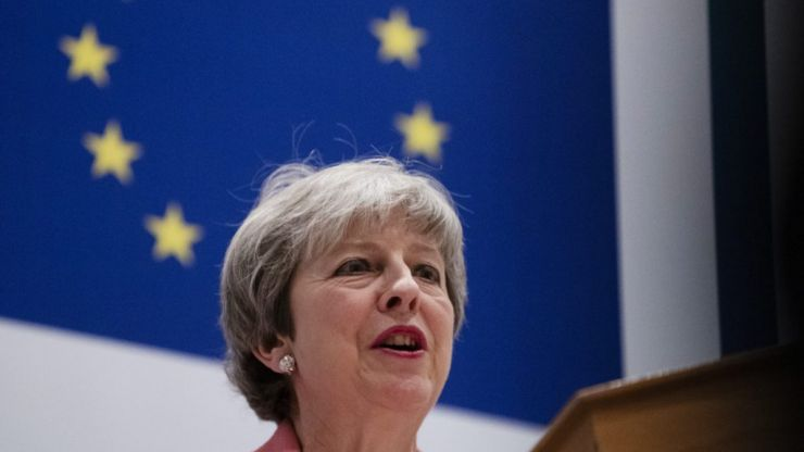Theresa May won't request a long Brexit delay - ruling out a second referendum