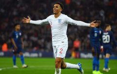 Trent Alexander-Arnold withdraws from England squad with injury