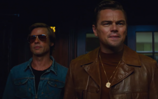 The first trailer for Quentin Tarantino's Once Upon A Time in Hollywood is here
