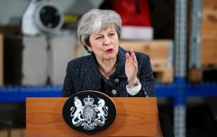Theresa May blames MPs for Brexit deadlock