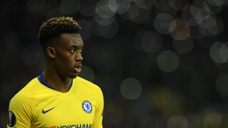 Borussia Dortmund want Callum Hudson-Odoi to be their next Jadon Sancho