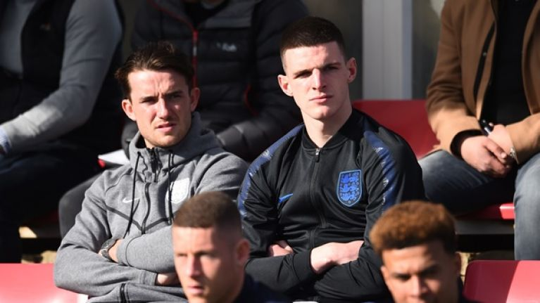 Gareth Southgate responds to Declan Rice's pro-IRA comments