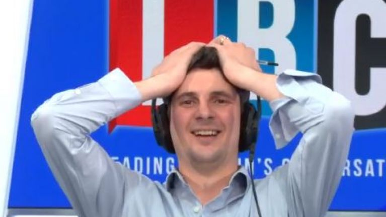 LBC caller declared the UK should invade Ireland as solution to Brexit crisis
