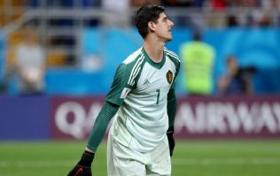 Thibaut Courtois mistake gifts Russia open goal in Euro 2020 qualifier