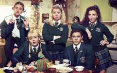 The cast and writer of Derry Girls are holding a UK Q&A very soon