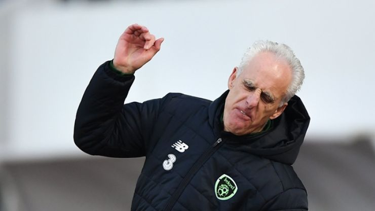 """Mick McCarthy says that he """"hated every minute"""" of Ireland's grim win over Gibraltar"""