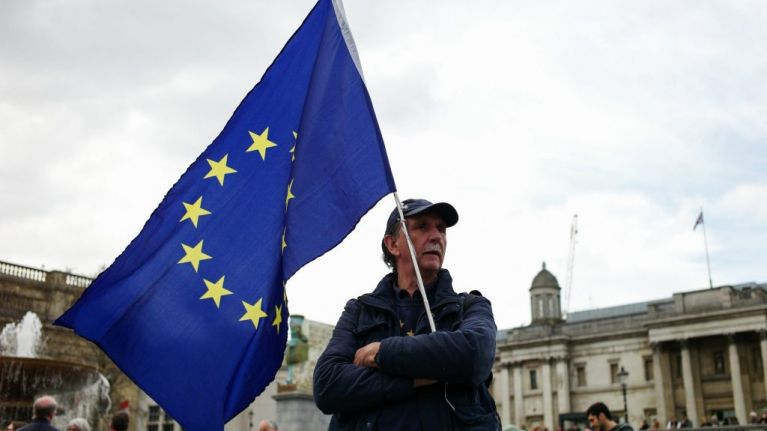 Petition to revoke article 50 and remain in the EU surpasses five million signatures