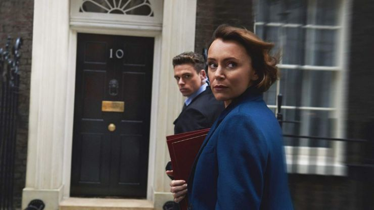 Bodyguard has been added to Netflix in the UK