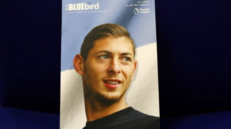 Cardiff City to tell FIFA that deal for Emiliano Sala is 'null and void'