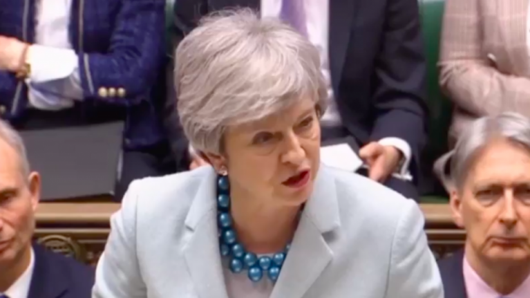 Theresa May admits she doesn't have enough support for her Brexit deal to pass 'as things stand'