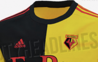 The new Watford shirt has been leaked and it is a stunner