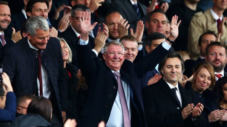 Sir Alex Ferguson raised £400k for the NHS after his life-saving operation