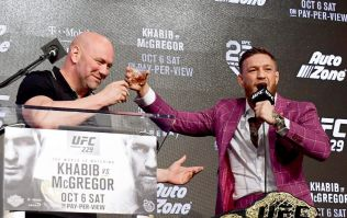 Dana White's text message straight after Conor McGregor retirement is bang on