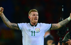 James McClean tears into Declan Rice after he decides to play for England