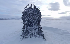 Game of Thrones has hid six Iron Thrones around world for a scavenger hunt