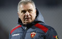 "Montenegro boss ""didn't hear"" racist chanting during England game"