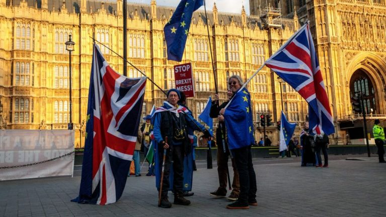 Government rejects petition to revoke article 50 and remain in EU