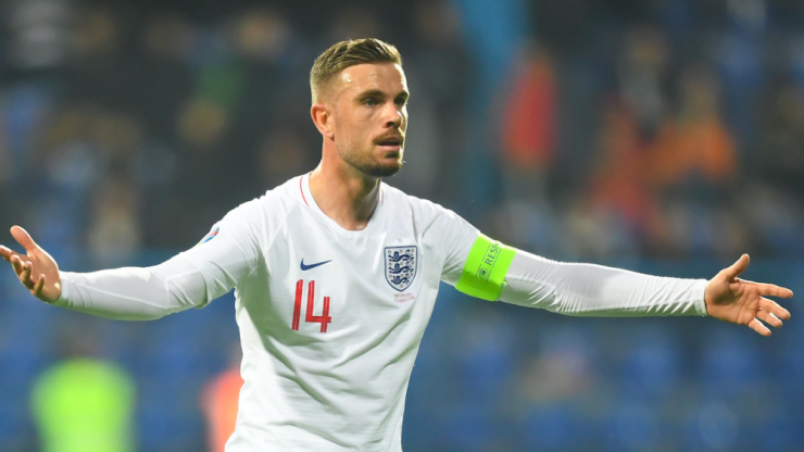 Jordan Henderson branded 'ugly and disrespectful' by former Manchester City defender