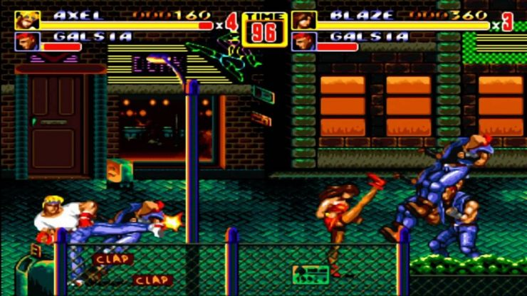 Streets Of Rage 4 looks exactly as awesome as we'd hoped