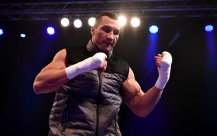 Wladimir Klitschko's promoter identifies ideal opponent if heavyweight legend returns to the ring
