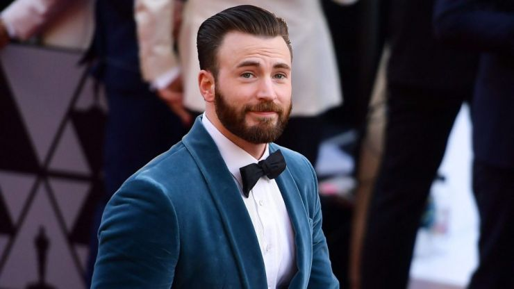 Chris Evans has worrying reaction to Avengers: Endgame
