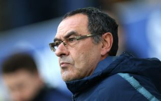 Maurizio Sarri sasses back at Chelsea fans over demands to play Callum Hudson-Odoi more